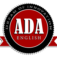 ADA English Logo