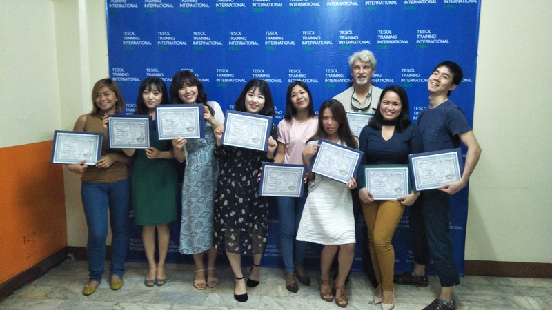 TESOL Training International - December 2017 Graduation