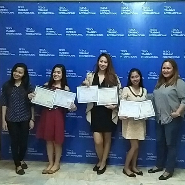 Tesol Training International - November 2017 Graduation