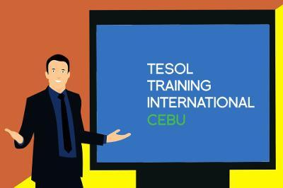 TESOL Training International Cebu Presentation Image