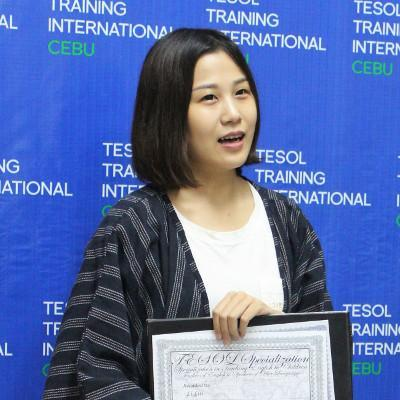 Review of TESOL Training International by Lin Li
