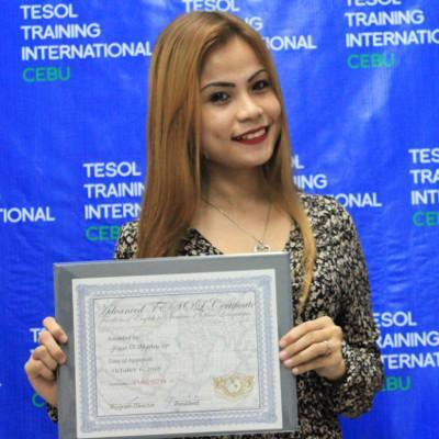 Review of TESOL Training International by Rica Mañacap